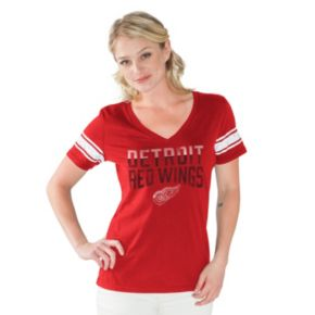 Women's Detroit Red Wings First Pick Tee