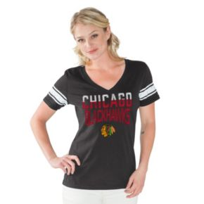 Women's Chicago Blackhawks First Pick Tee