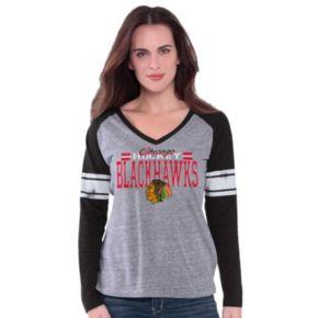 Women's Chicago Blackhawks Franchise Tee
