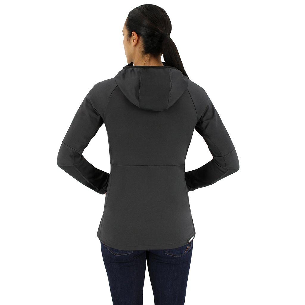 Women's adidas Outdoor Flex Fleece Hiking Jacket