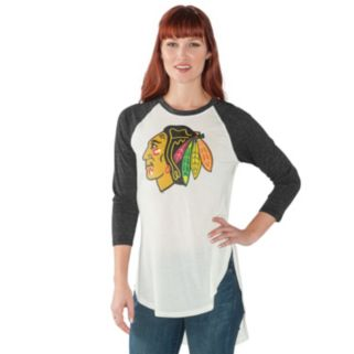 Women's Chicago Blackhawks Tailgate Tee