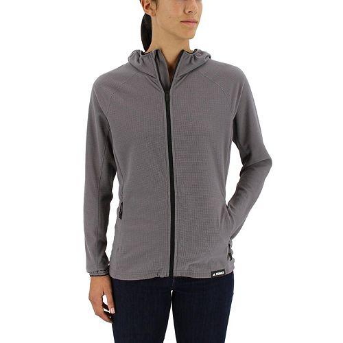 Women's adidas Outdoor Tracerocker Fleece Hiking Jacket