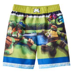 Boys 4-7 Teenage Mutant Ninja Turtles Michaelangelo & Leonardo
