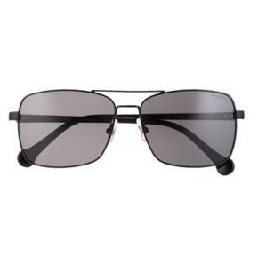 Converse H052 58mm Chuck Taylor Polarized Aviator Sunglasses