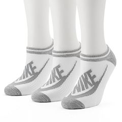 Women's Nike 3-pk. Striped No-Show Socks