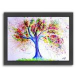 "Americanflat ""Tree Of Life"" Framed Wall Art"