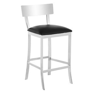 Safavieh Stainless Steel Counter Stool