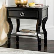 Safavieh Traditional 1-Drawer Nightstand