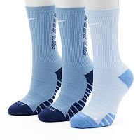 Women's Nike 3-pk. Cushioned Crew Socks