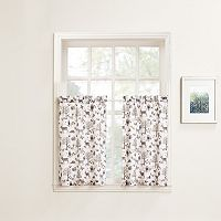 No918 Forest Friend Tier Curtain Set