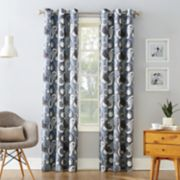 No 918 1-Panel Jenise Window Curtain