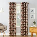 No. 918 1-Panel Jenise Window Curtain