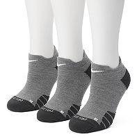 Women's Nike 3 pkDri-FIT Low Cut Socks