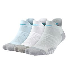 Women's Nike 3 pkDri-FIT Low Cut Socks