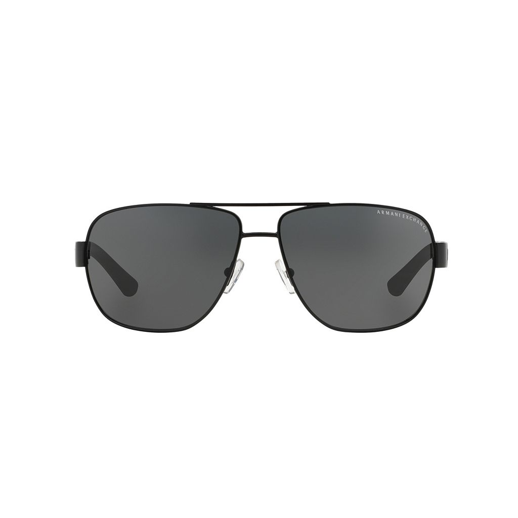 Armani Exchange Urban Attitude AX2012S 62mm Aviator Sunglasses