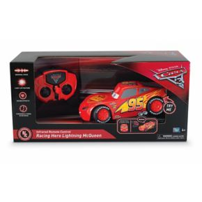 Disney / Pixar Cars 3 Lightning McQueen Infrared Remote Control Racing Hero