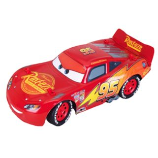 """Disney / Pixar's Cars 3 12"""" Remote Control Turbo Charged Lightning McQueen"""