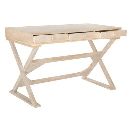 Safavieh Contemporary 3-Drawer Desk