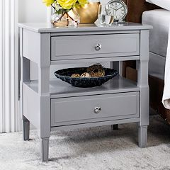 Safavieh 2-Drawer Nightstand