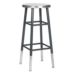 Safavieh Metallic-Dipped Bar Stool