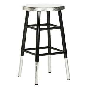 Safavieh Metallic-Dipped Counter Stool