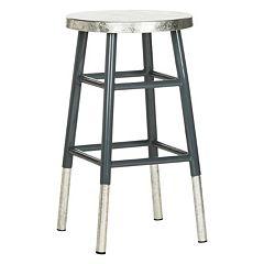 Safavieh Metallic-Dipped Counter Stool