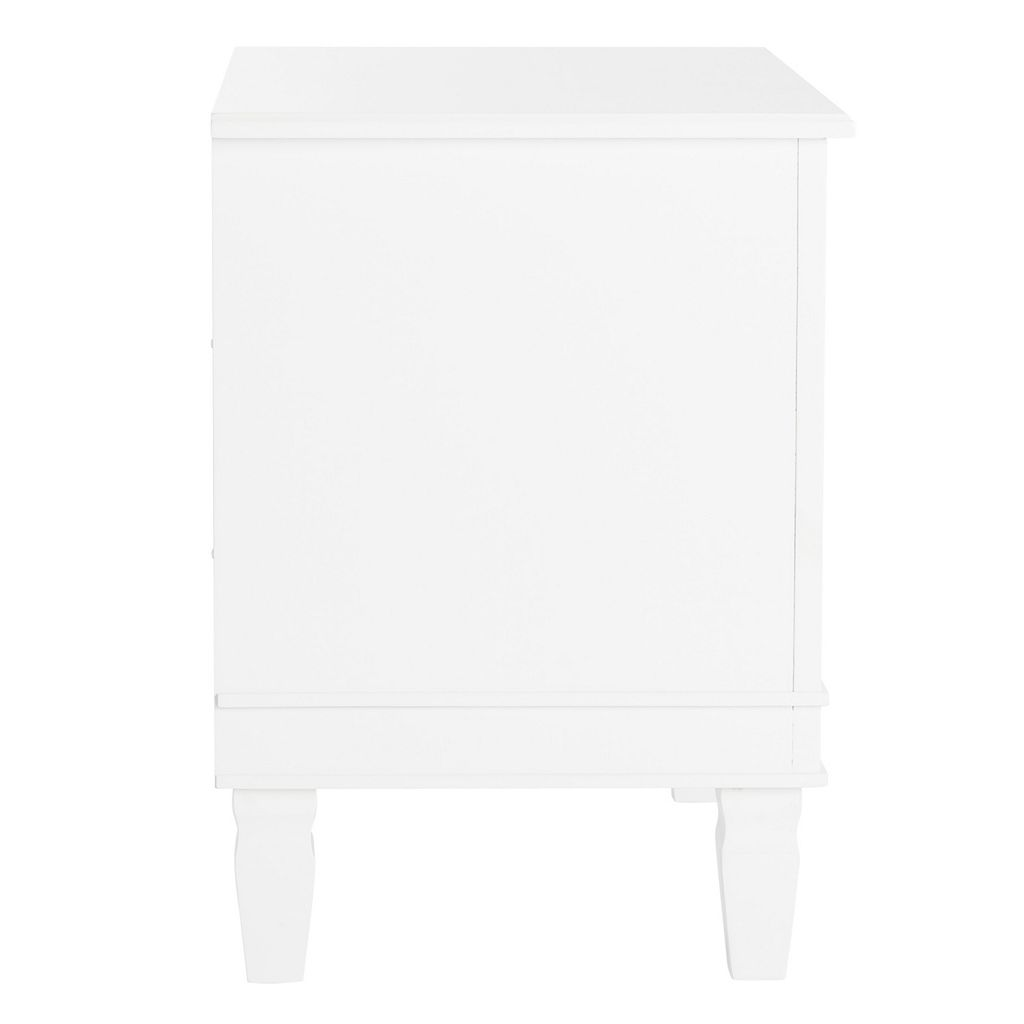 Safavieh French Contemporary 3-Drawer Nightstand