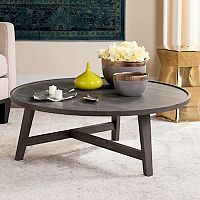 Safavieh Mid-Century Modern Round Coffee Table