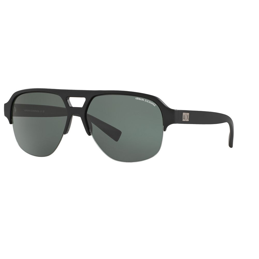 ba6b2d0ffce Armani Exchange Urban Attitude AX4056S 59mm Aviator Sunglasses