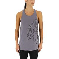 Women's adidas Outdoor Rock Racerback Workout Tank