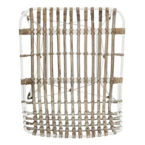 Safavieh Wicker Bar Stool 2-piece Set