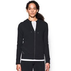 Women's Under Armour French Terry Full-Zip Hoodie