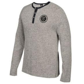 Men's adidas New York City FC Lifestyle Henley