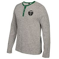 Men's adidas Portland Timbers Lifestyle Henley
