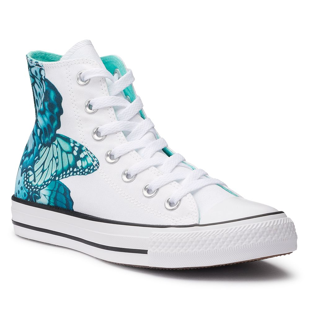 Women s Converse Chuck Taylor All Star Butterfly High Top Sneakers e9fb6aba6