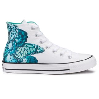 Women's Converse Chuck Taylor All Star Butterfly High Top Sneakers