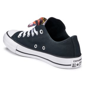 Women's Converse Chuck Taylor All Star Double Tongue Butterfly Sneakers