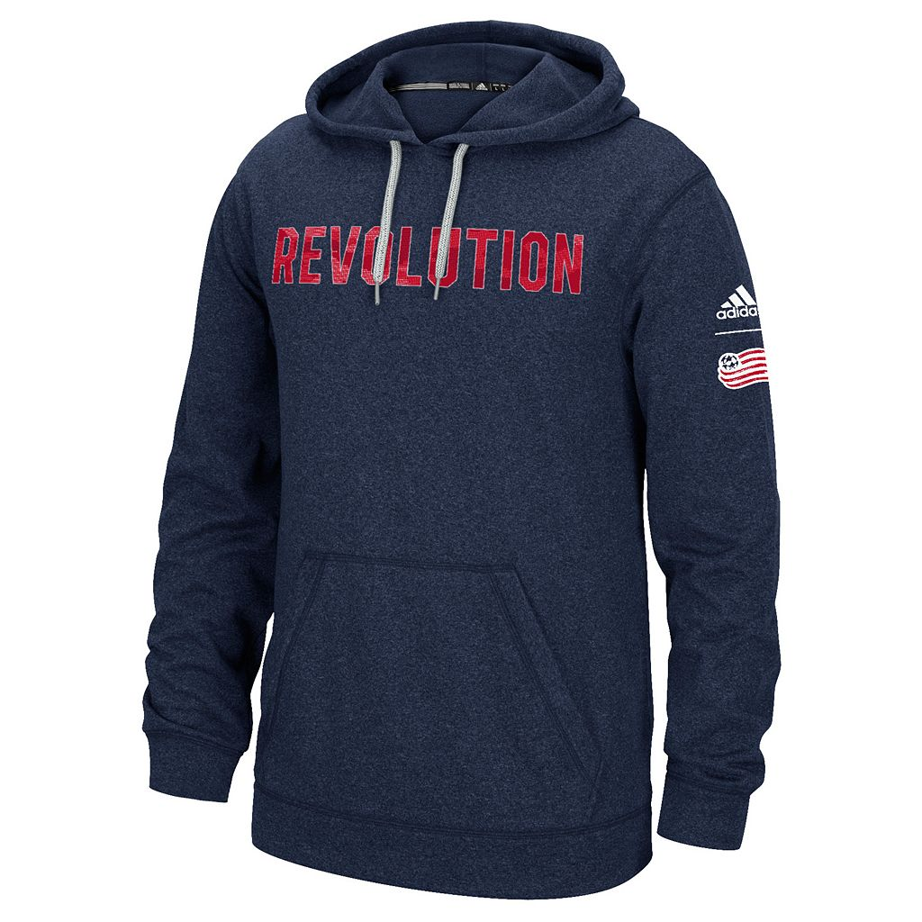 Men's adidas New England Revolution Ultimate Hoodie