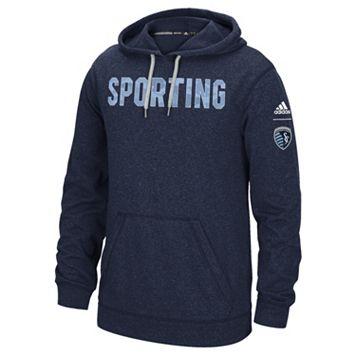 Men's adidas Sporting Kansas City Ultimate Hoodie