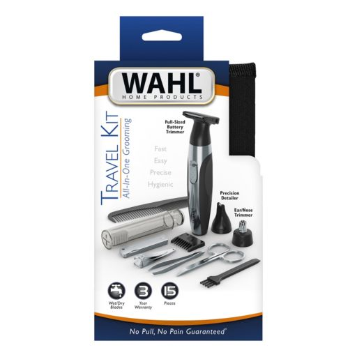 Wahl All-in-One Grooming Travel Kit