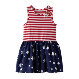 Toddler Girl Marmellata Classics Americana Dress