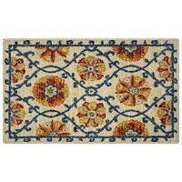 Madison Kelly Framed Medallion Rug
