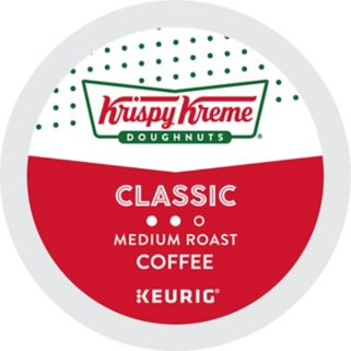 Keurig® K-Cup® Krispy Kreme Doughnuts Smooth Light Roast Coffee - 18-pk.