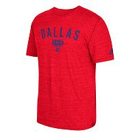 Men's adidas FC Dallas Tri-Blend Tee