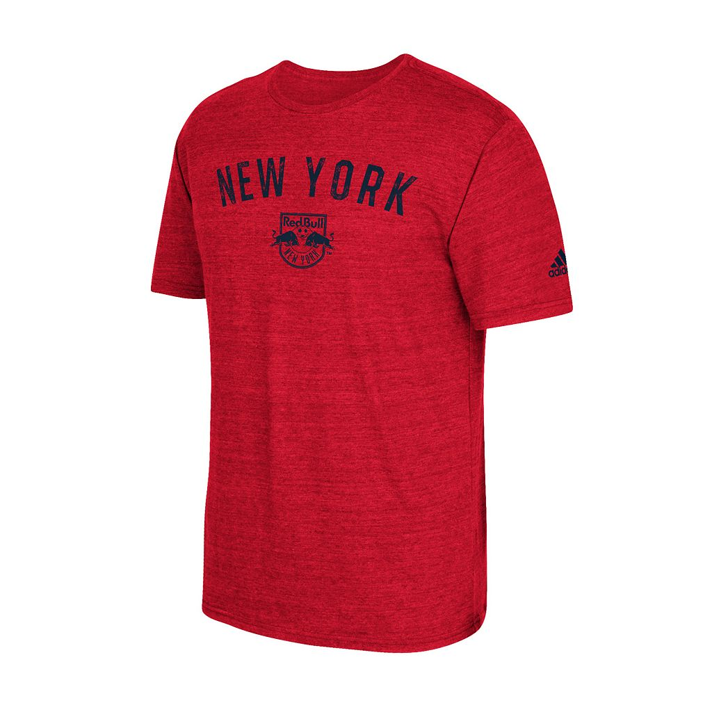 Men's adidas New York Red Bulls Tri-Blend Tee
