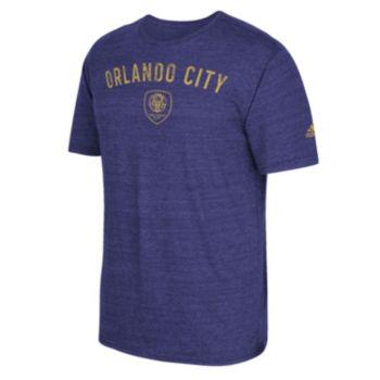 Men's adidas Orlando City SC Tri-Blend Tee