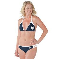 Women's New York Yankees Outfielder 2-Piece Bikini Swimsuit