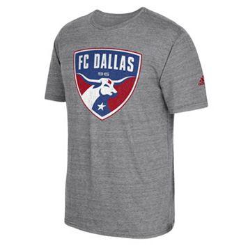 Men's adidas FC Dallas Vintage Too Tee