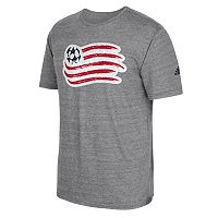 Men's adidas New England Revolution Vintage Too Tee