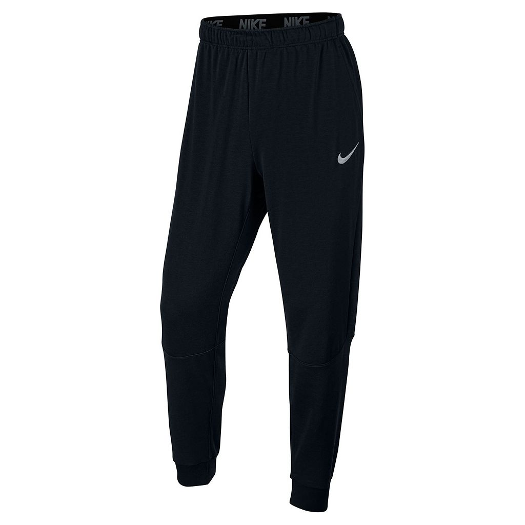 Men's Nike Dri-Fit Tapered-Leg Fleece Pants